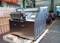 Professional New Condition handle type Homogenizer Equipment 40 Mpa 110 KW